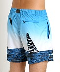 Hugo Boss Blackfish Swim Shorts Blue, view 4