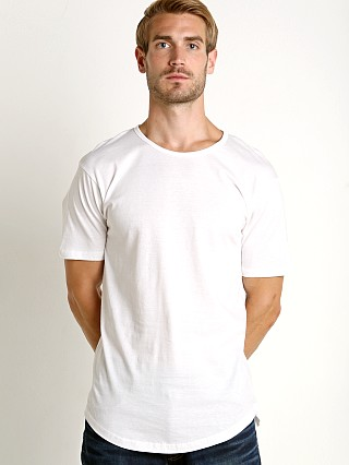 Complete the look: LASC Hipster Long T-Shirt White