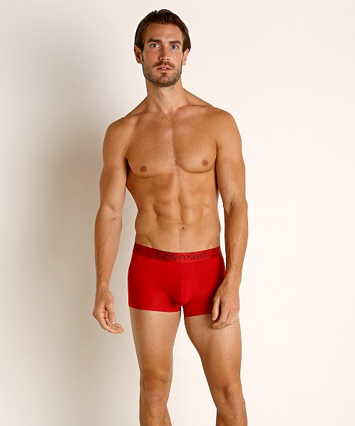Calvin Klein Ultra Soft Modal Trunk Haute Red