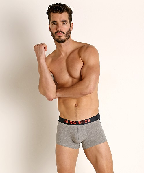 Hugo Boss Pique Trunk Heather Grey