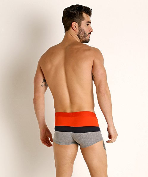 Hugo Boss Stripe Trunk Orange