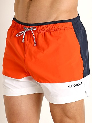 You may also like: Hugo Boss Filefish Swim Shorts Orange