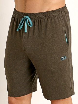 Hugo Boss Mix & Match Lounge Short Charcoal