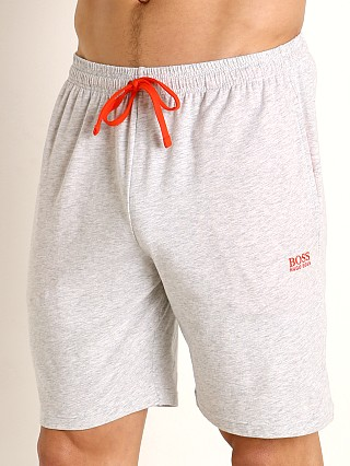 Hugo Boss Mix & Match Lounge Short Heather Grey
