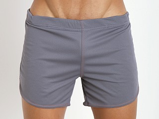 Complete the look: American Jock Shorts with Built-in Jock Grey