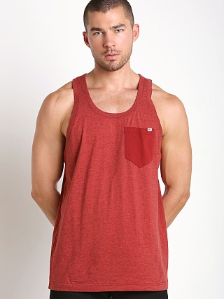 G-Star Riban Compact Jersey Tank Top Dry Red