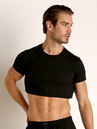Complete the look: American Jock Equipo Half Tee Black