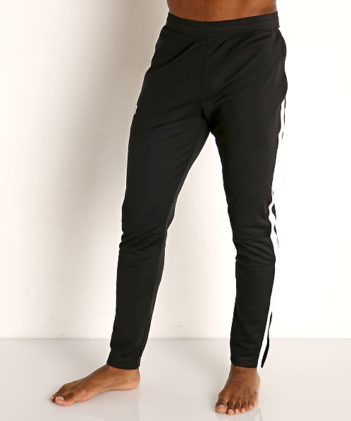 Under Armour Sportstyle Pique Track Pant Black/White