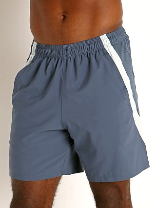 "Under Armour Launch 7"" Running Short Mechanic Blue/Reflective"