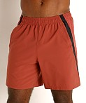 "Under Armour Launch 7"" Running Short Cinna Red/Reflective, view 3"