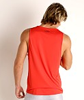 Under Armour Tech 2.0 Tank Top Versa Red, view 4