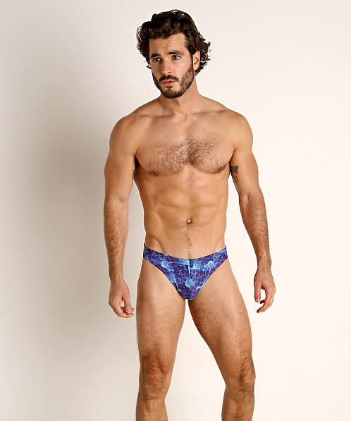 LASC St. Tropez Low Rise Swim Brief Revelation