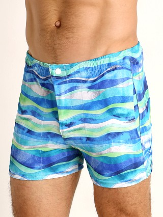 You may also like: LASC Malibu Swim Shorts Blue Waves