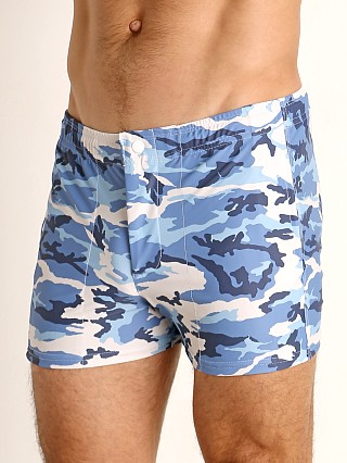 You may also like: LASC Malibu Swim Shorts Marine Camo