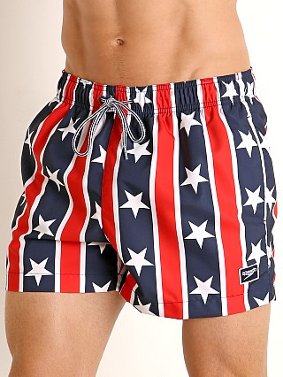 You may also like: Speedo Redondo Stars and Stripes Volley Short Red/White/Blue