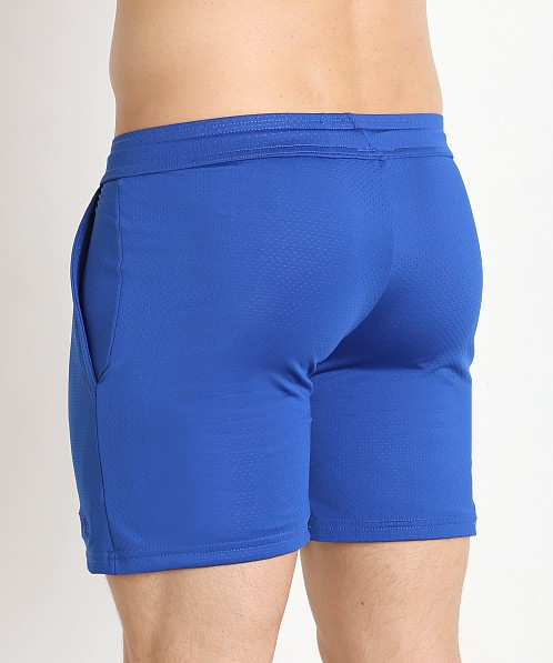 LASC Performance Mesh Workout Short Royal