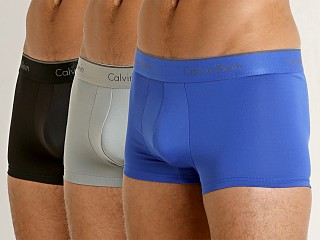 You may also like: Calvin Klein Microfiber Stretch Low Rise Trunk 3-Pack Multi