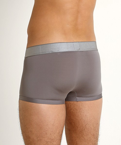Calvin Klein Customized Stretch Low Rise Trunk Grey Sky
