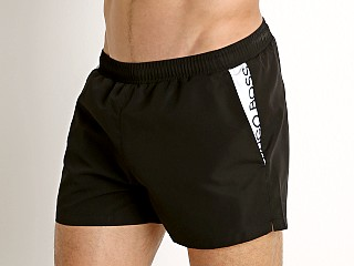 You may also like: Hugo Boss Mooneye Swim Shorts Black