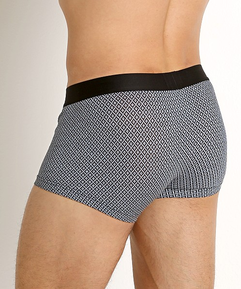 Hugo Boss Trunk Jacquard Black