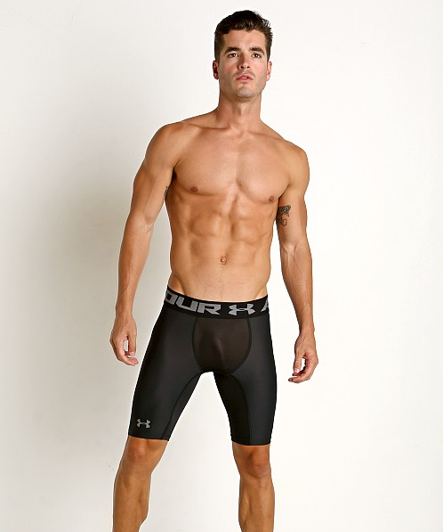 Under Armour Heat Gear 2.0 Compression Short Black