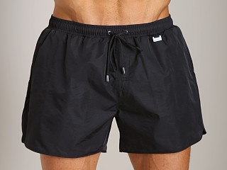 Hugo Boss Pearlfish Swim Shorts Black
