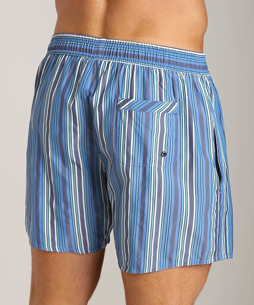 Hugo Boss Goldeye Swim Shorts Blue