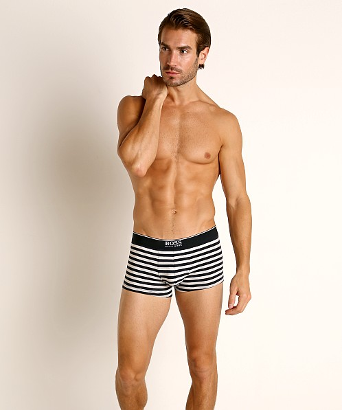 Hugo Boss Stripes Trunk Navy