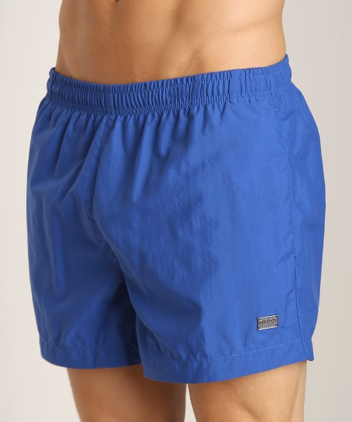 Hugo Boss Thornfish Swim Shorts Blue