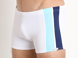 You may also like: Sauvage Veneto Squarecut Swim Trunk White