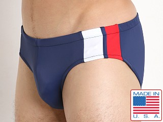 Sauvage Veneto Swim Brief Navy