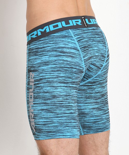 Under Armour Coolswitch Compression Short Meridian Blue